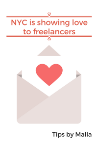 3 tips to take advantage of getting paid as a freelancer in the wake of the NYC Freelance Ain't Free Act