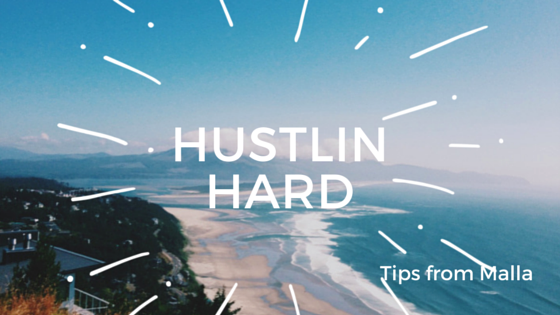 Do you really need a location when you are still hustlin' hard?