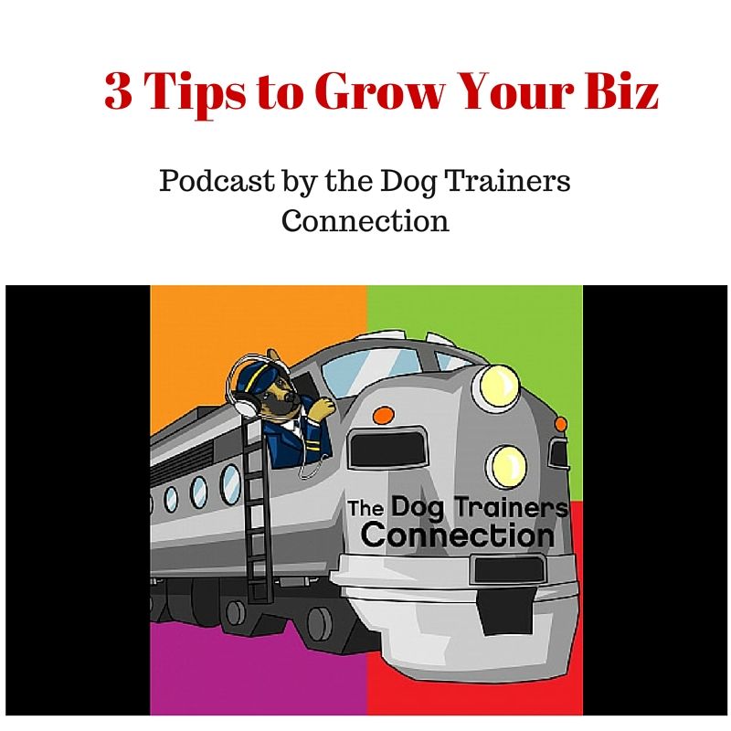 Podcast interview by The Dog Trainers Connection and Malla Haridat