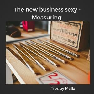 Smart entrepreneurs use measuring to blast through their failures.