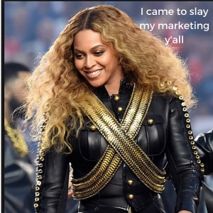 How you can incorporate 2 of Bey's marketing strategies to your own business.